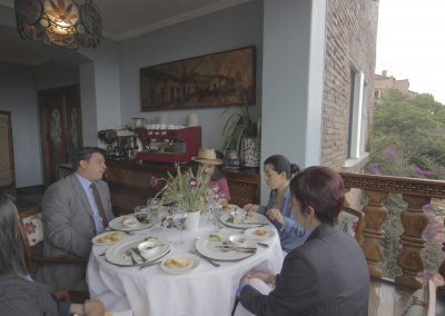 Almuerzo Restaurante Jardin (1)